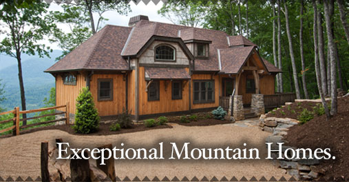 Log Home Plans North Carolina House Design Plans